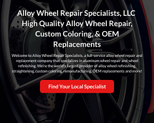 Alloy Wheel Repair Specialist