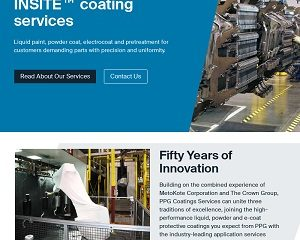 PPG Coating Services