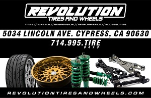 Revolution Tires and Wheels