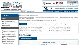 SprayBoothSupplies.com
