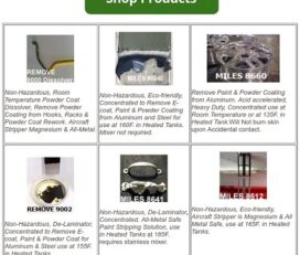 Buy Paint Stripper/Paint Remover Products Online at MilesChemicalSolutions.com
